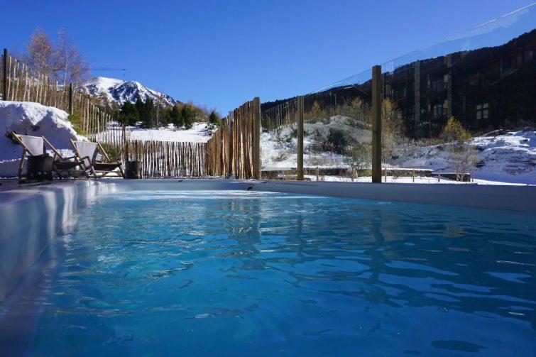 Grande maison de montagne - Mountain Hostel Tarter