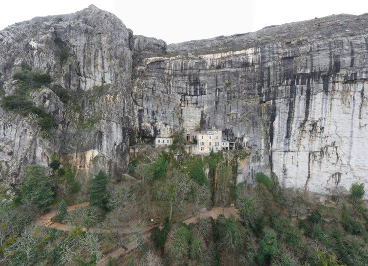 Grotte Sainte Madeleine-france