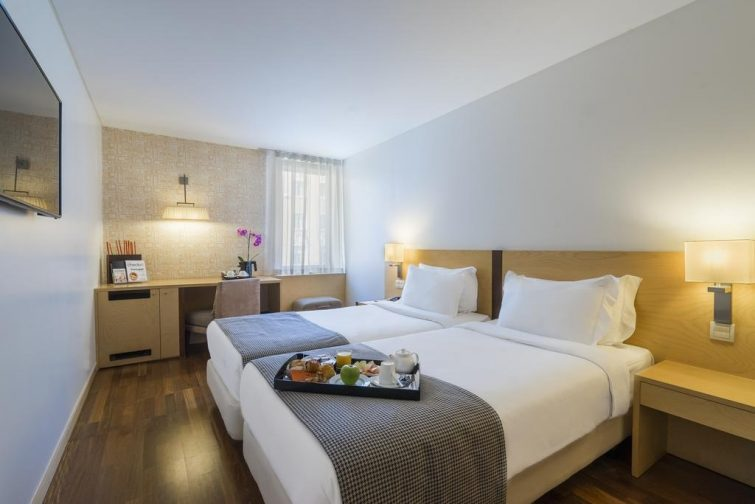 HF Fenix Urban-hotels-romantiques-lisbonne