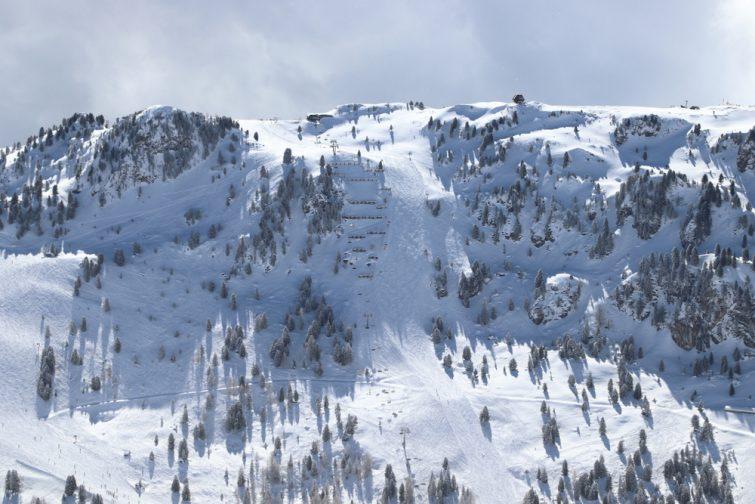 Harakiri-piste-ski