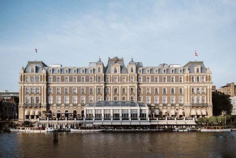 Hôtel InterContinental Amstel Amsterdam-hotels-luxueux