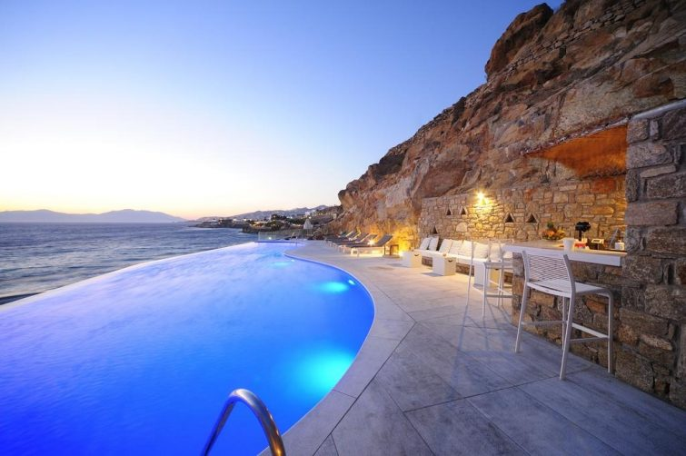 Hôtel Mykonos Beach Hotel