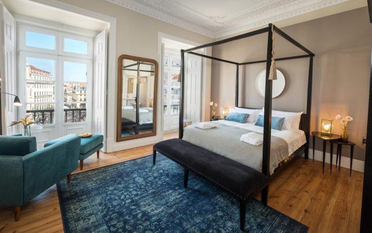 Le Consulat -hotels-romantiques-lisbonne
