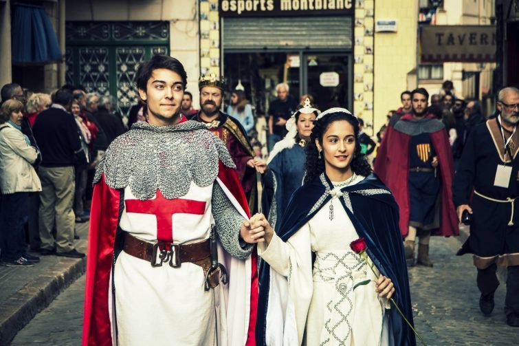 Legende Sant Jordi