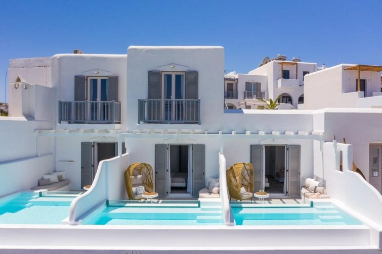 Lilly Residence-Boutique Suites paros-hotels