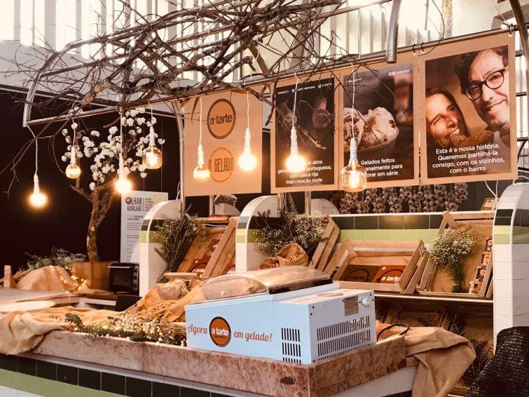 Mercado de Alvalade Norte-marches-lisbonne