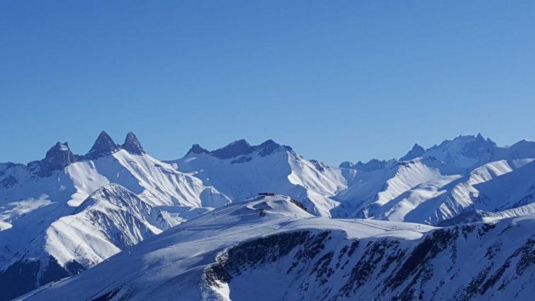 Mont corbier