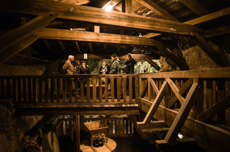 Moulin Souterrain Neuchatel
