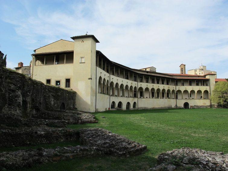 Musée archéologique Arezzo
