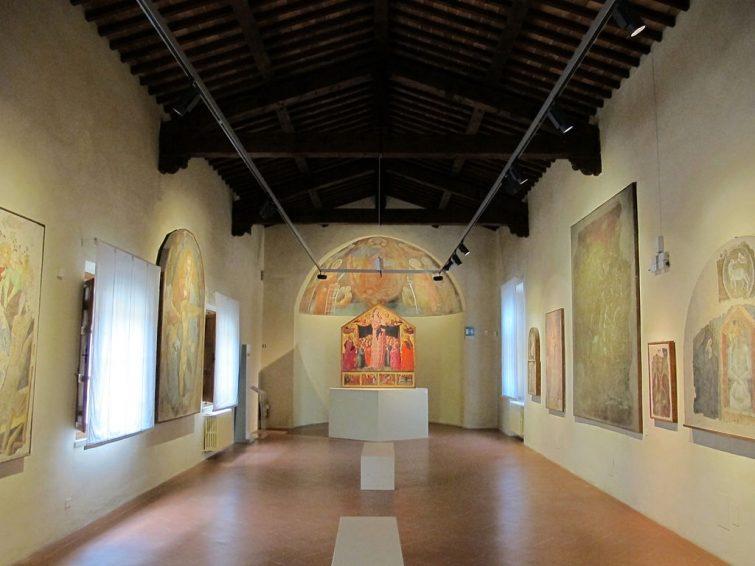 Musée d'art médiéval et moderne Arezzo