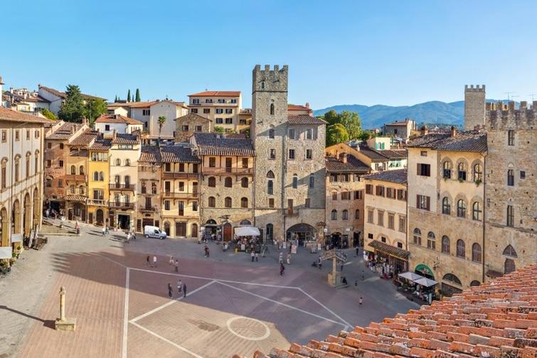 PIaza Grande Arezzo