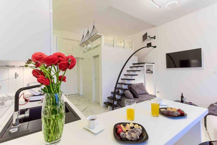 Palace Porta Argentea luxury apartment