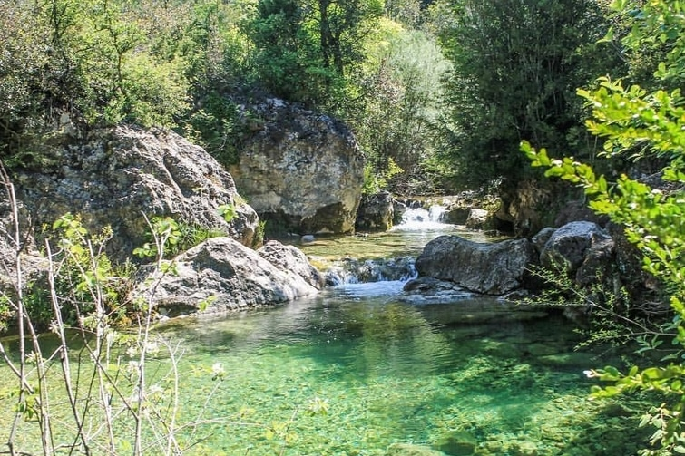 Parc Naturel de Prades