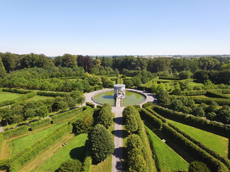 Parc d'Enghien, Belgium