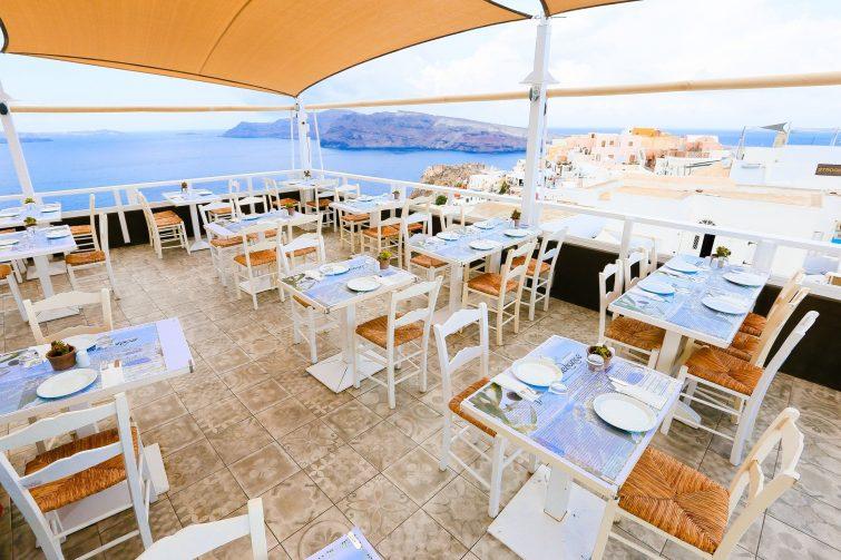 Pelekanos Restaurant Santorini