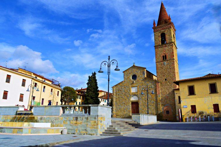 Piazza Agostino Arezzo