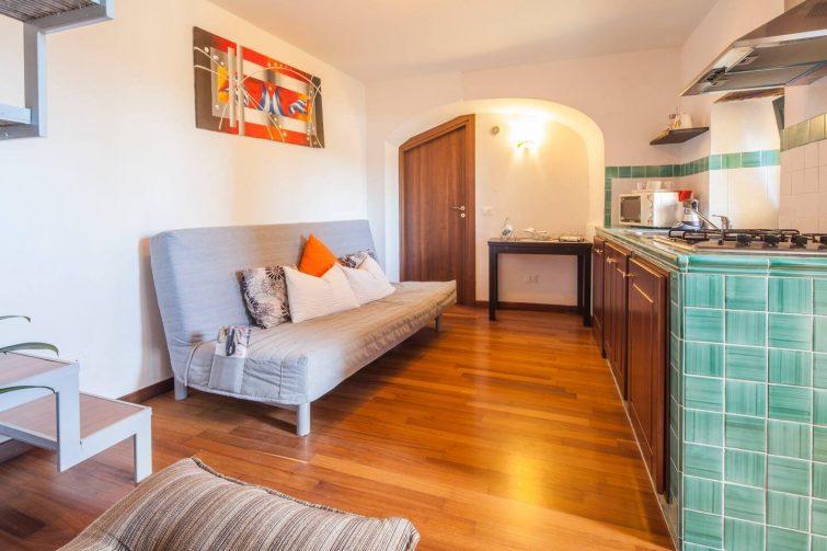 Appartement en duplex Masaniello