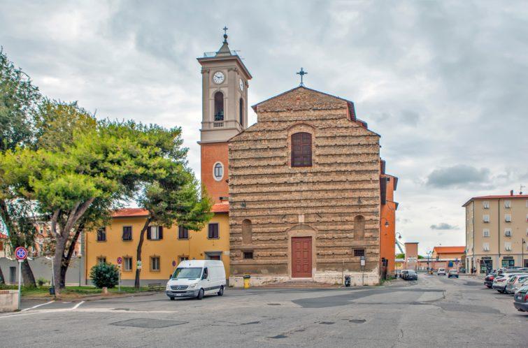 San Ferdinando-eglise-livourne