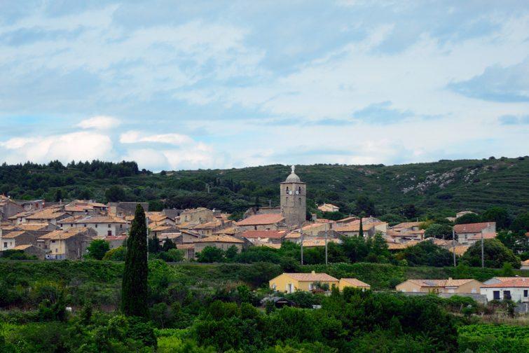 Sernhac-village-france