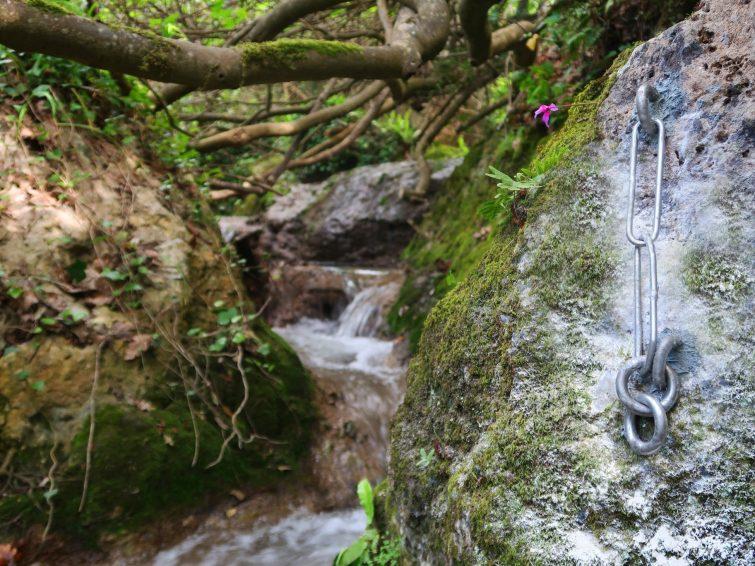 Siscia canyoning