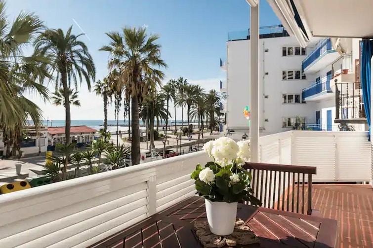 Bel appartement face à la mer Sitges