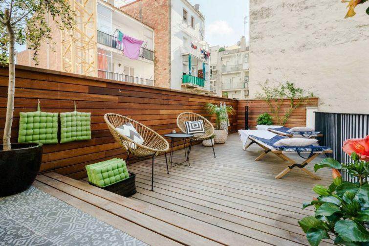 Appartement moderne situé dans la vieille ville de Sitges