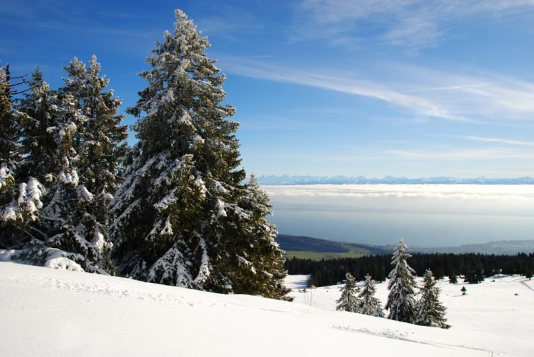 Ski Neuchatel