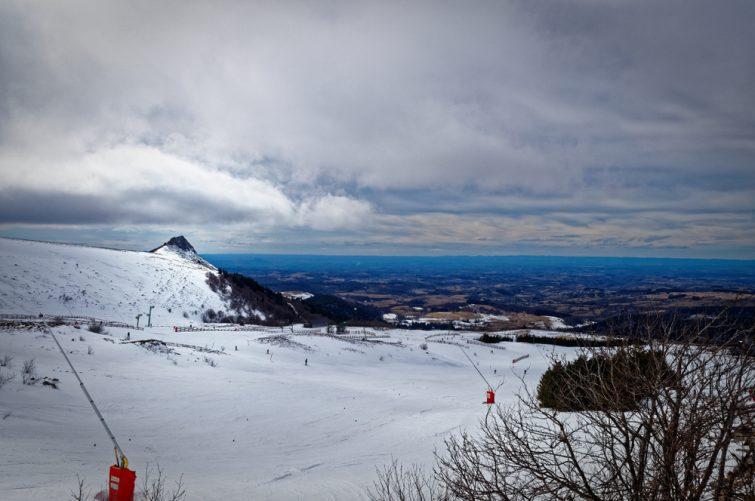 Station de Chastreix-auvergne-ski