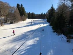 Station de Saint-Urcize-auvergne-ski