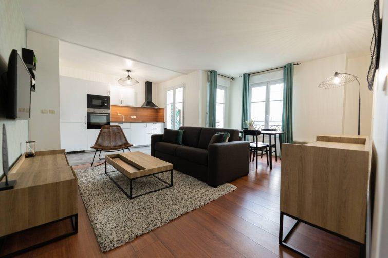 Suite Moderne-disney-airbnb