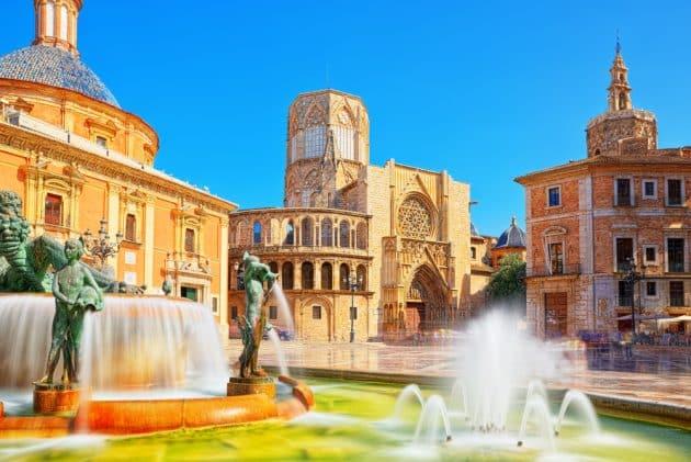 Transports à Valence : comment se déplacer à Valence ?