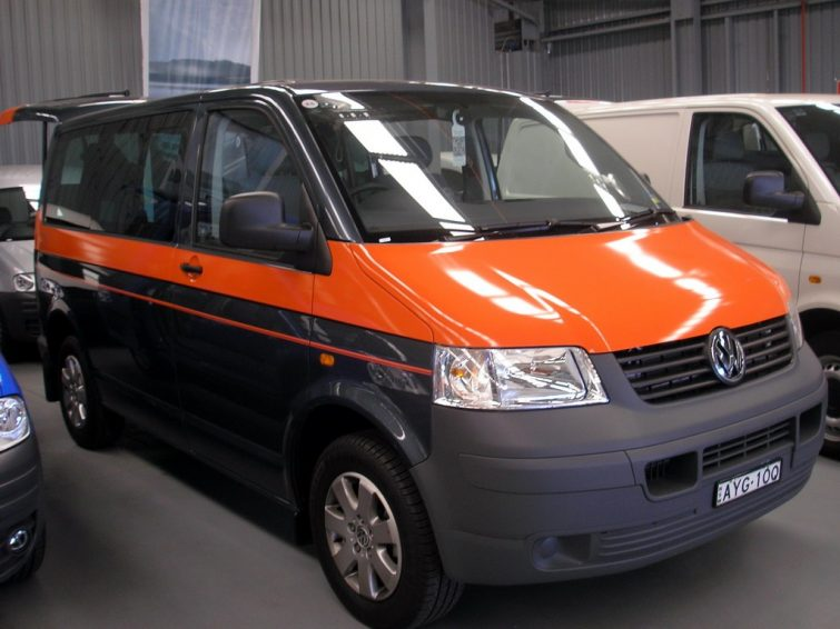 Van Combi T5 ou T6