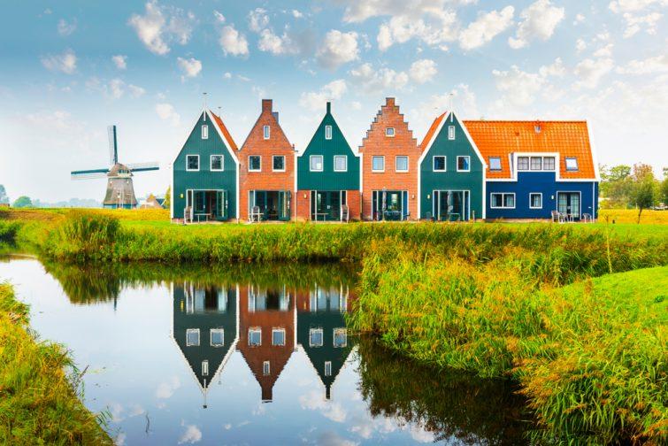 Volendam-pays-bas-excursions-depuis-amsterdam