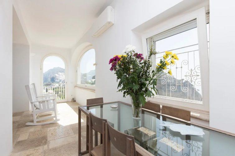 Wonderful panoramic House Capaianca
