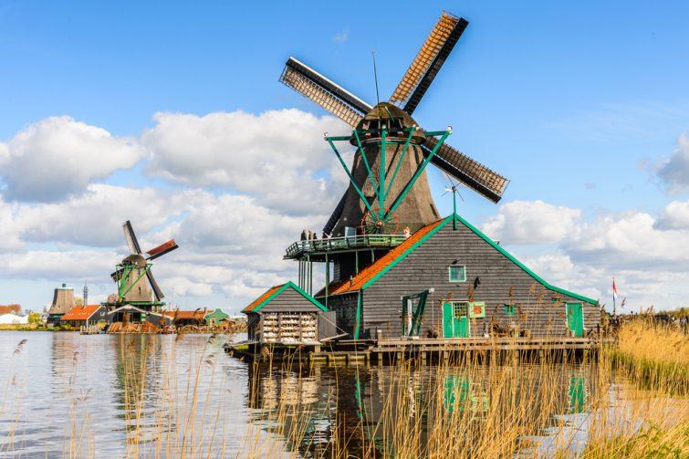 Zaanse Schans-pays-bas-excursions-depuis-amsterdam