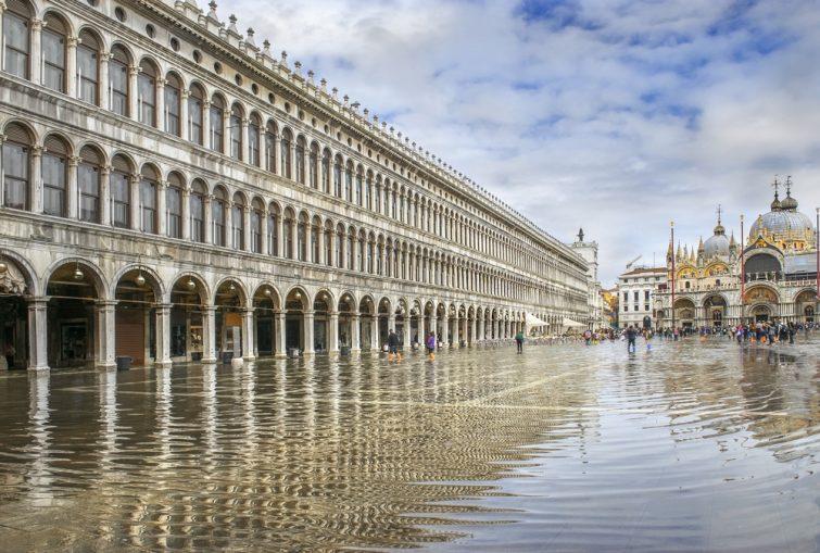 L'Acqua Alta de Venise