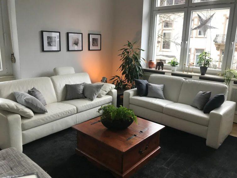 Großzügige 4-Zimmer-Wohnung, nahe Zentrum und SWR
