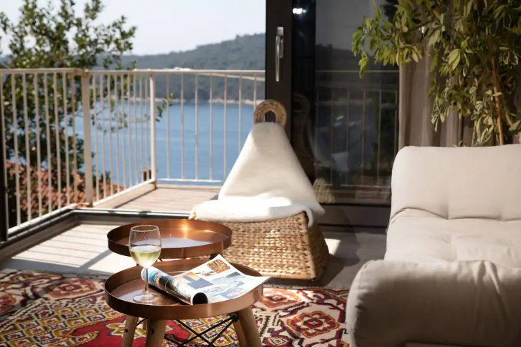 Gorgeous Getaway (Sea View) Airbnb à Dubrovnik