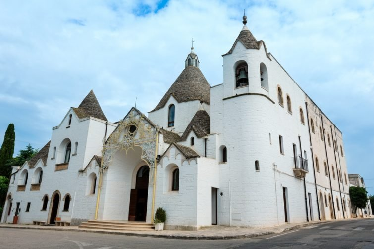 L'église Sant'Antonio