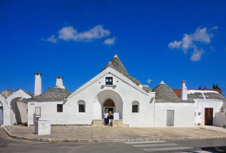 Visiter Alberobello et son Trullo Sovrano