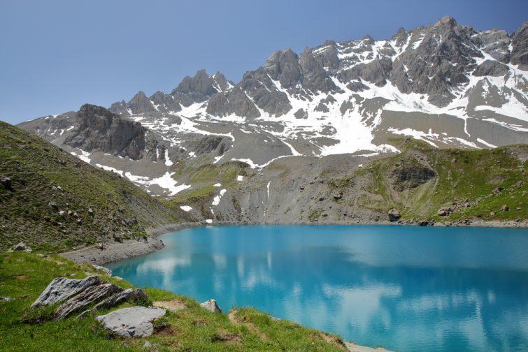 Alpinisme Parc Naturel Régional du Queryas
