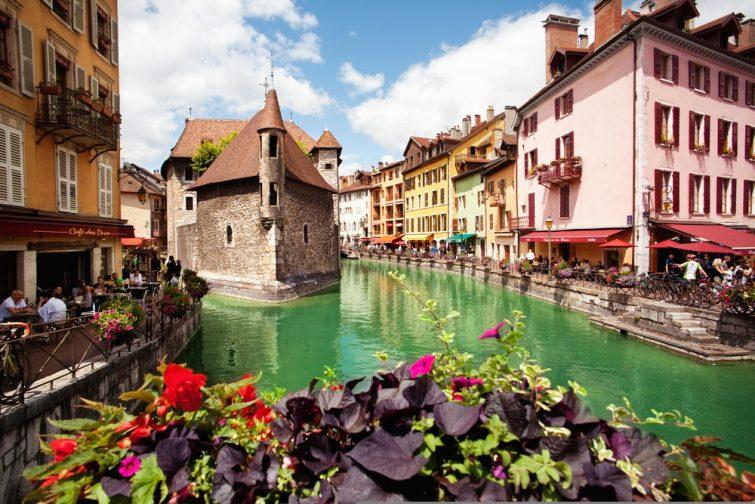 Balade à Annecy