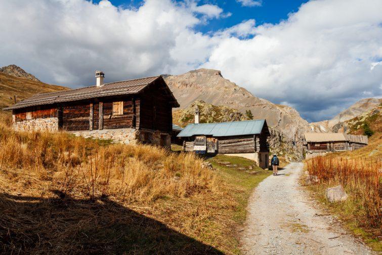 Parc Naturel Régional du Queyras randonnée
