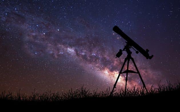 L'astrotourisme, sky is the limit