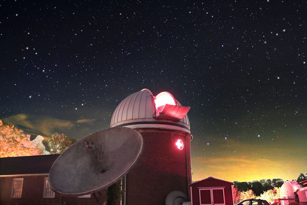 Custer Astronomical Observatory