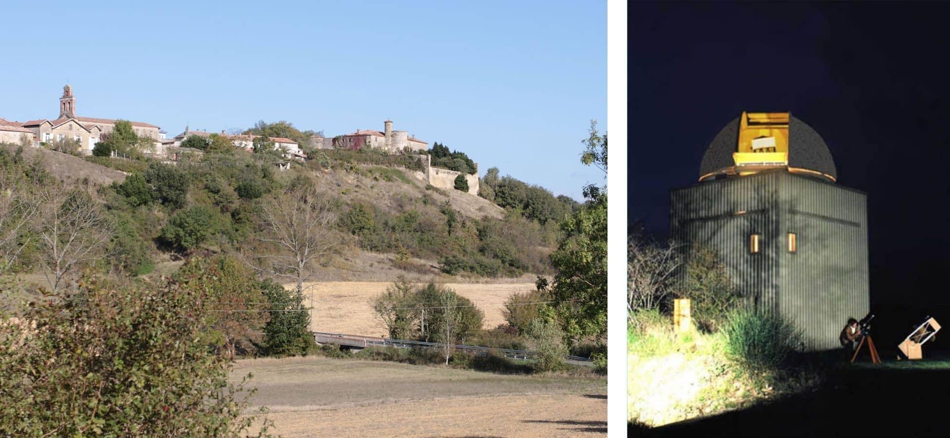 Observatoire de Bélesta
