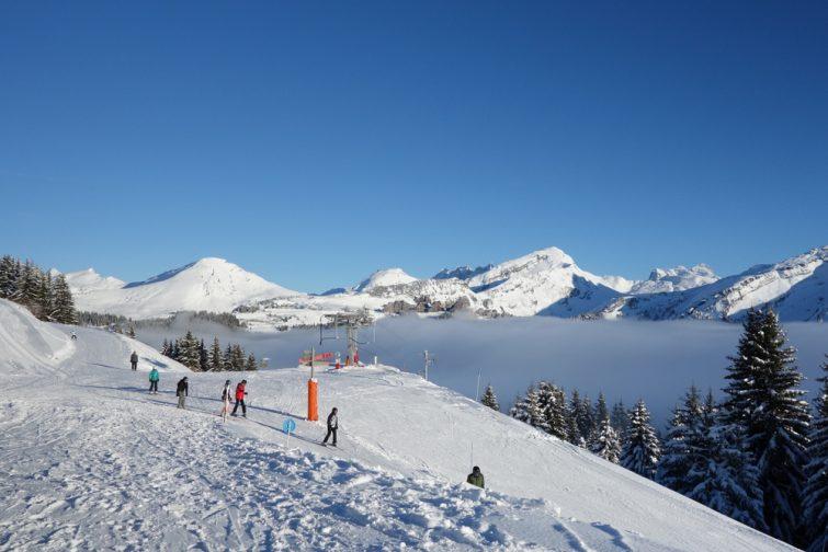 Avoriaz station de ski Alpes du Nord