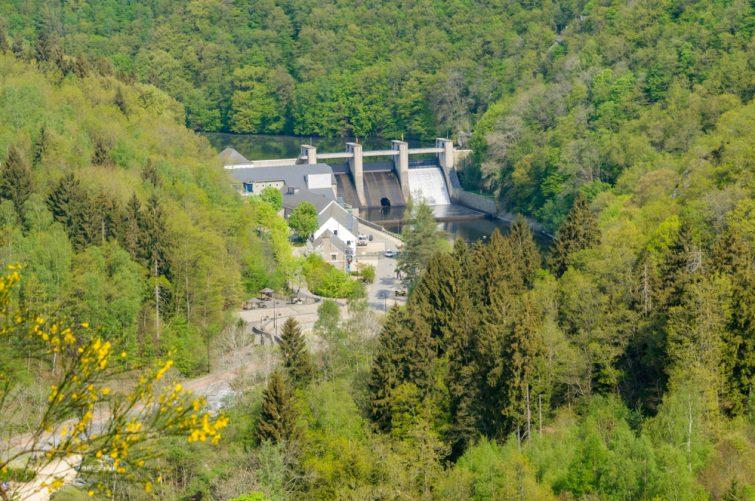 Barrage Nisramont