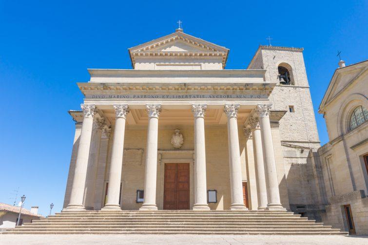 Basilique Saint-Marin