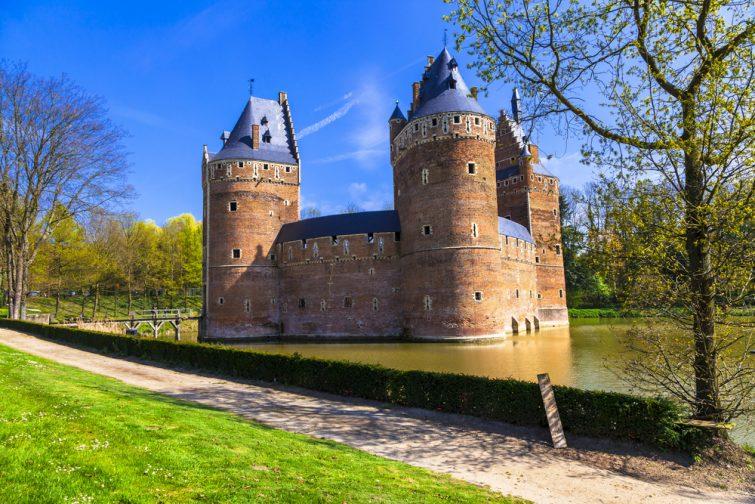 Chateau Bersel visiter Brabant flamand